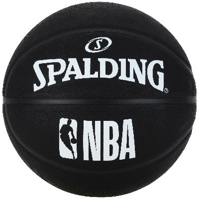 Ballon NBA BLACK Official Spalding T7
