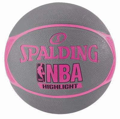 Ballon HIGHLIGHT 4HER OUT Pink Gris Taille 6