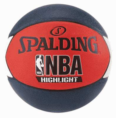 Ballon HIGHLIGHT RED OUTDOOR Taille 7