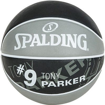Ballon PLAYER Tony Parker Spalding NBA T7