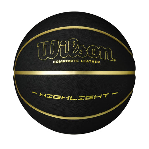 BALLON DE BASKET WILSON HIGHLIGHT