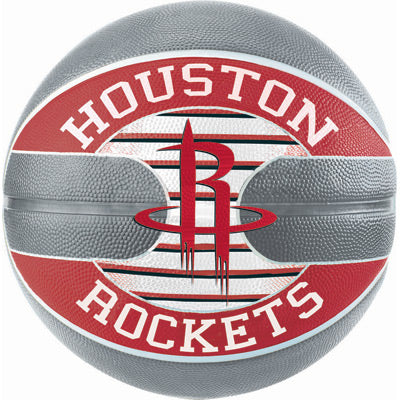 Ballon NBA TEAM HOUSTON ROCKETS Taille 7