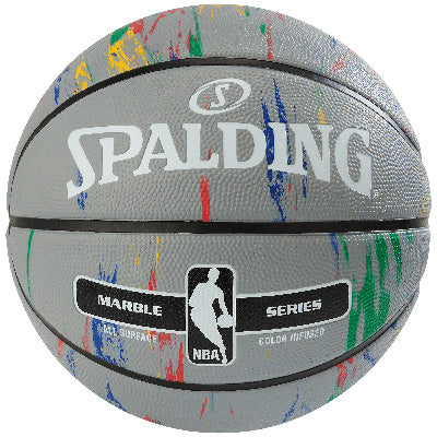 Ballon NBA MARBLE 2 MULTICOLOR OUT Taille 7