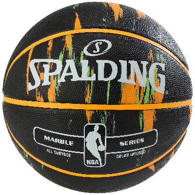 Ballon NBA MARBLE MULTICOLOR OUT Taille 7