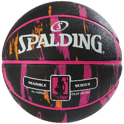 Ballon NBA MARBLE 4HER  OUT Taille 6