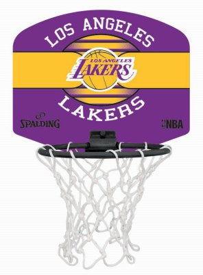 MINI-PANIER LOS ANGELES LAKERS
