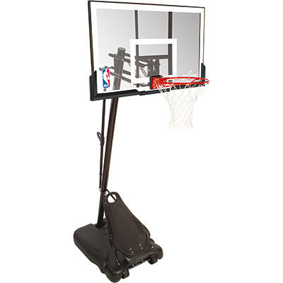 Panneau de basket NBA GOLD PORTABLE