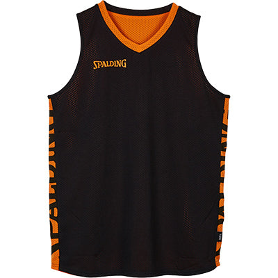 REVERSIBLE ESSENTIAL SPALDING  NOIR ORANGE