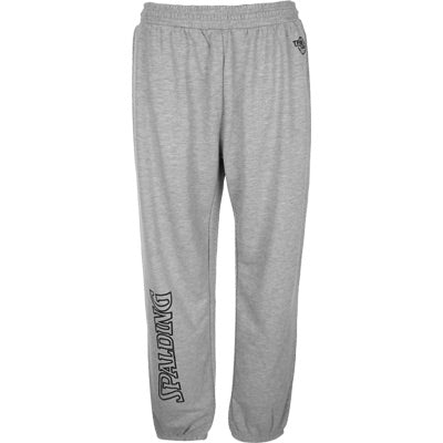 TEAM PANTALON GRIS CHINÉ SPALDING
