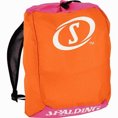 SACKPACK KIDS CAROTTE SPALDING