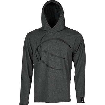 SWEAT-SHIRT SPALDING STREET ANTHRACITE
