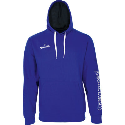 SWEAT A CAPUCHE TEAM II BLUE SPALDING