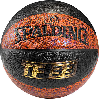 Ballon SPADING TF33 Taille 6 Composite Black Orange