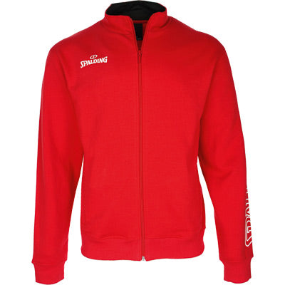 TEAM VESTE ZIPPE ROUGE SPALDING