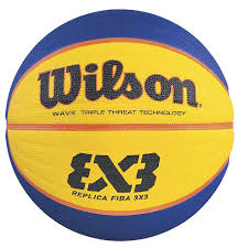 Ballon Wilson 3 x 3 Wave Triple Threat Technology