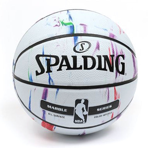 Ballon NBA MARBLE 3 MULTICOLOR OUT Taille 7