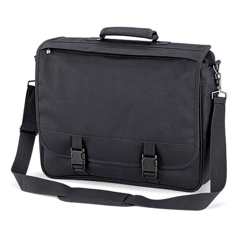 Coach Brief Case  Luxe, QUADRA logo LCB