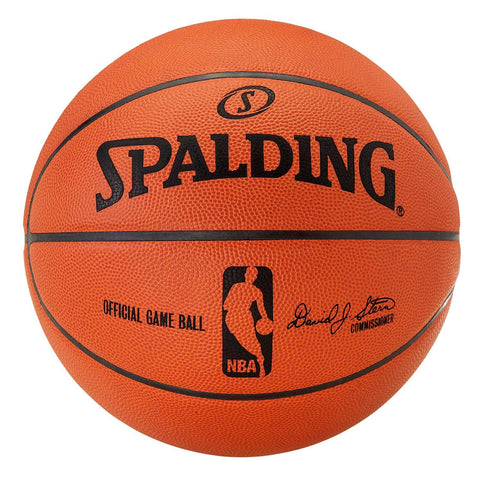 Ballon NBA official game Taille 7 SPALDING