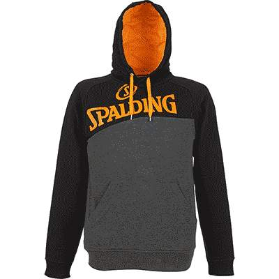 SWEAT-SHIRT SPALDING STREET ORANGE