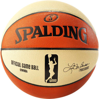 Ballon WNBA  Official Game Ball Taille 6 SPALDING