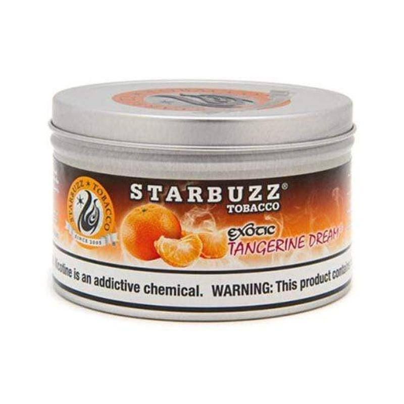 Starbuzz Exotic Tangerine Dream 250g.