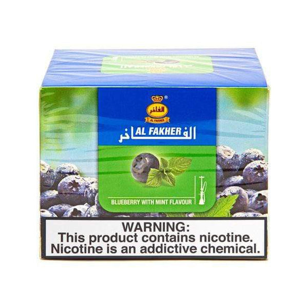 Al Fakher Blueberry Mint 1kg.