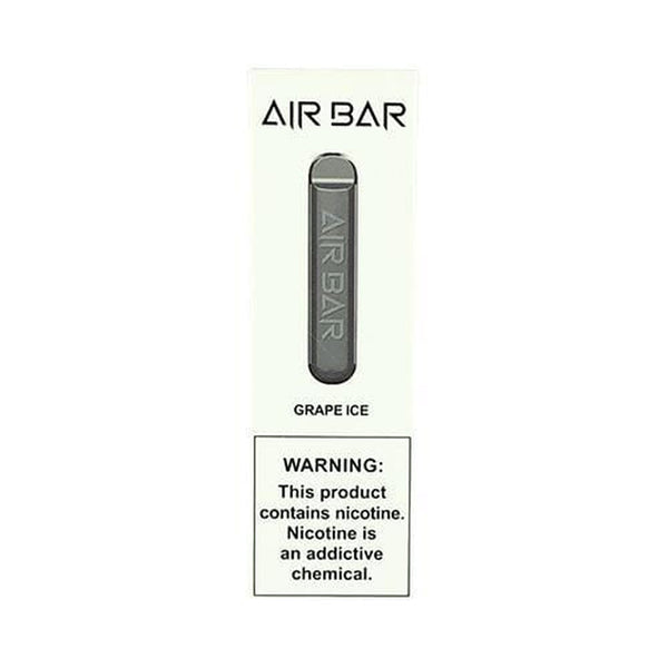 Air Bar Grape ice.