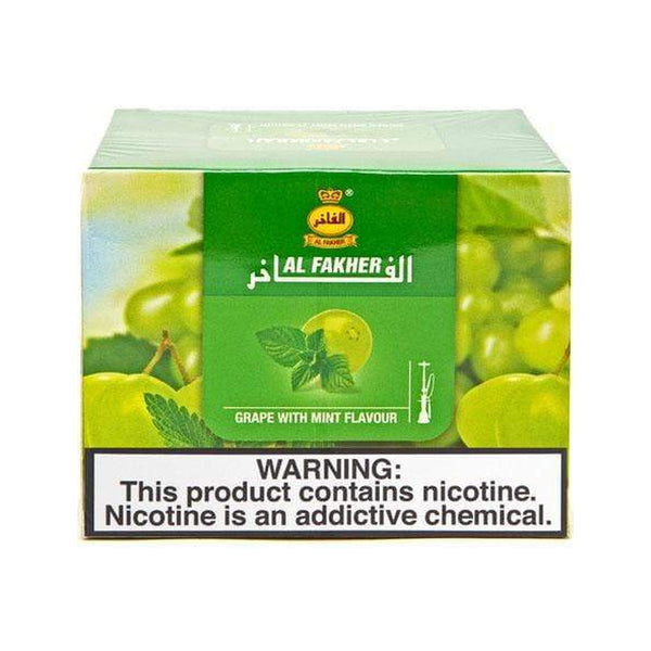 Al Fakher Grape Mint 1kg.