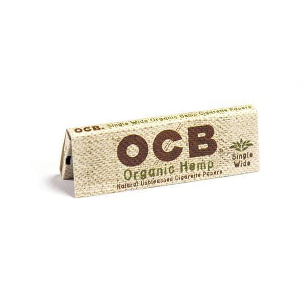 OCB Organic Hemp Single-Wide.