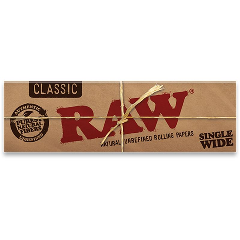 RAW Classic Single Wide.