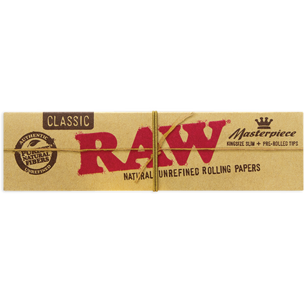 RAW Classic Masterpiece Kingsize Slim.
