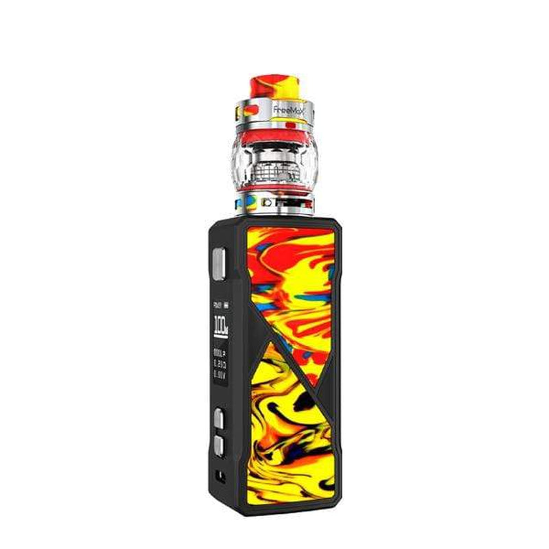 FreeMax Maxus Red Yellow.