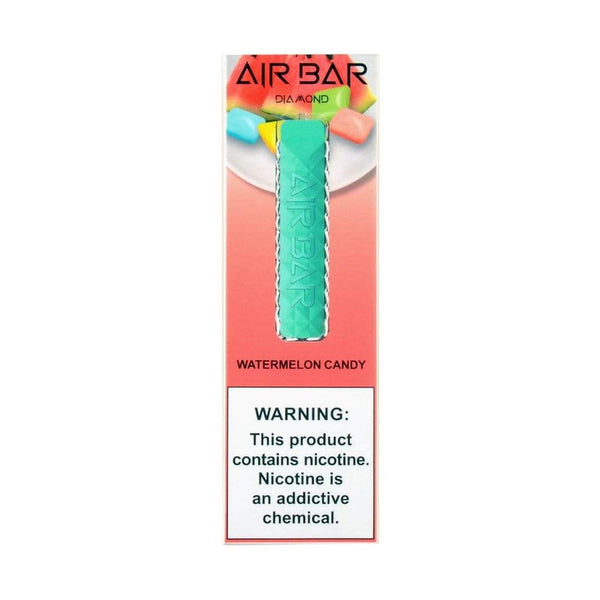 Air Bar Diamond Watermelon Candy.