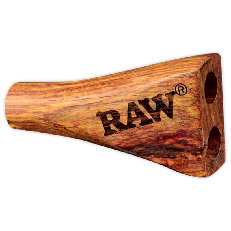 RAW Double Barrel.