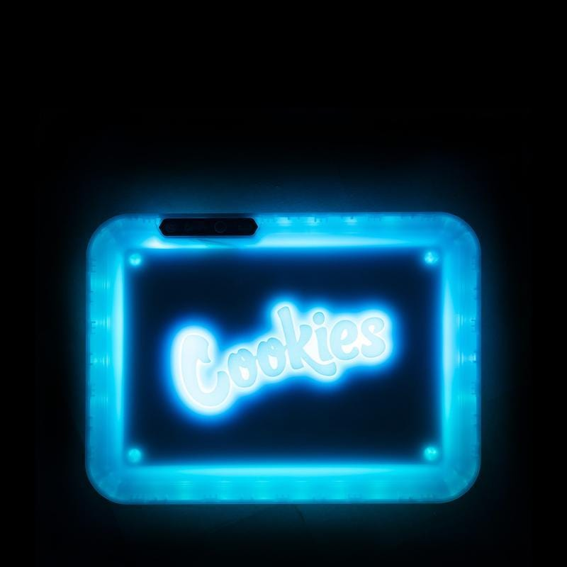 Glow Tray X Cookies LED Rolling Tray