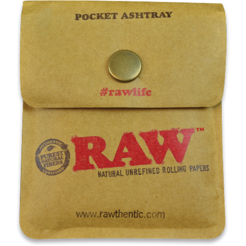 RAW Pocket Ashtray.