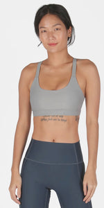 New - Back Closure Active Sports Bra II