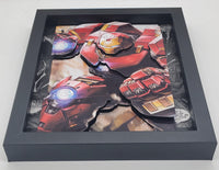 Hulkbuster Shadow Box, 3D Art