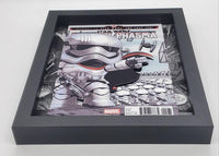 Star Wars Captain Phasma Storm Troopers Funko Shadow Box, 3D Art