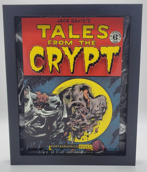 Tales From The Crypt Horror Shadow Box, 3D Art