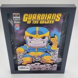 Thanos Guardians of the Galaxy Funko Shadow Box, 3D Art