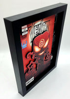 Venom Carnage Funko Shadow Box, 3D Art