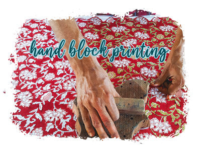 What is Block Printing? Origin, Process and Types of Block Printing