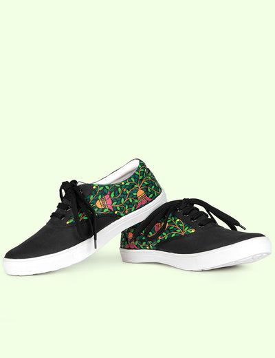 Buy handmade colorful shoes online for girls india cash on delivery at soulcraf.com