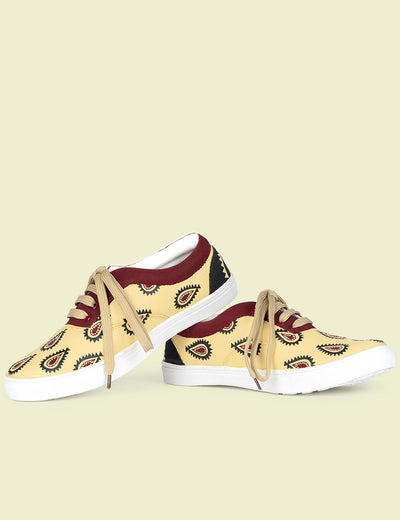 Buy fashionable handpainted shoes for female online India at soulcraf.com