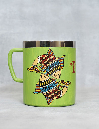 Buy printed ceramic cups online handmade unique coffee mugs for girls online buy at soulcraf.com
