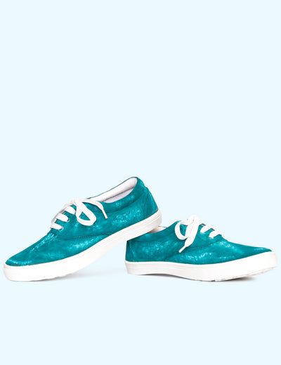 Buy turquoise shoes for women online India at soulcraf.com