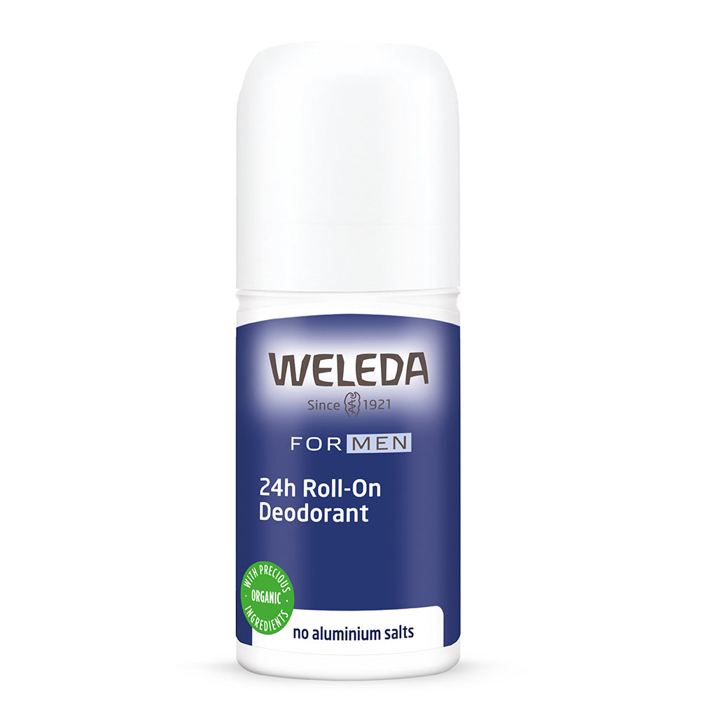 Weleda Mens Roll On Deodorant  50Ml