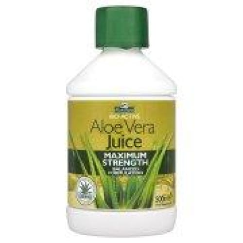 Aloe Pura Bio-Active Vera Juice Maximum Strength 500ml