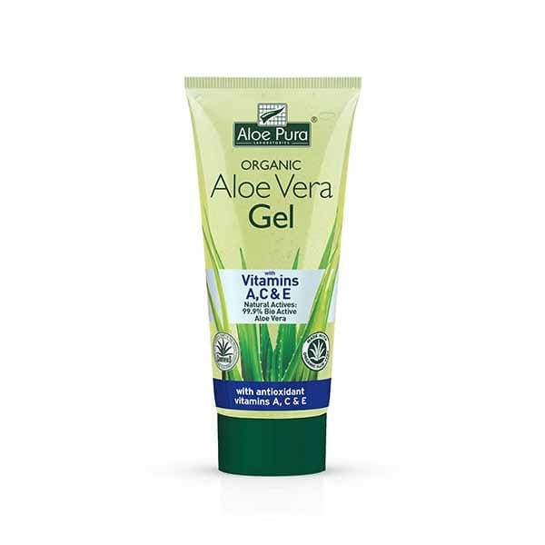 Aloe Pura Vera Gel With ACE Vitamins 200ml